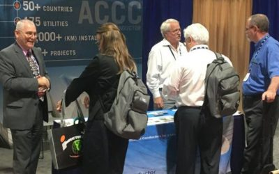 CTC Global Exhibits at EPRI's 1st Annual Electrification Conference in Long Beach, California