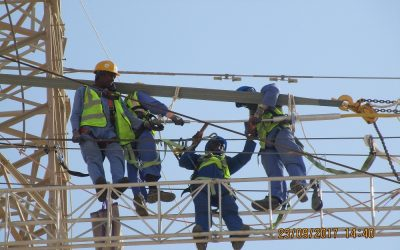 More ACCC Conductor installation in Qatar