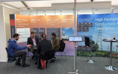 ACCC® Conductor Showcased at UK Networks Exhibition
