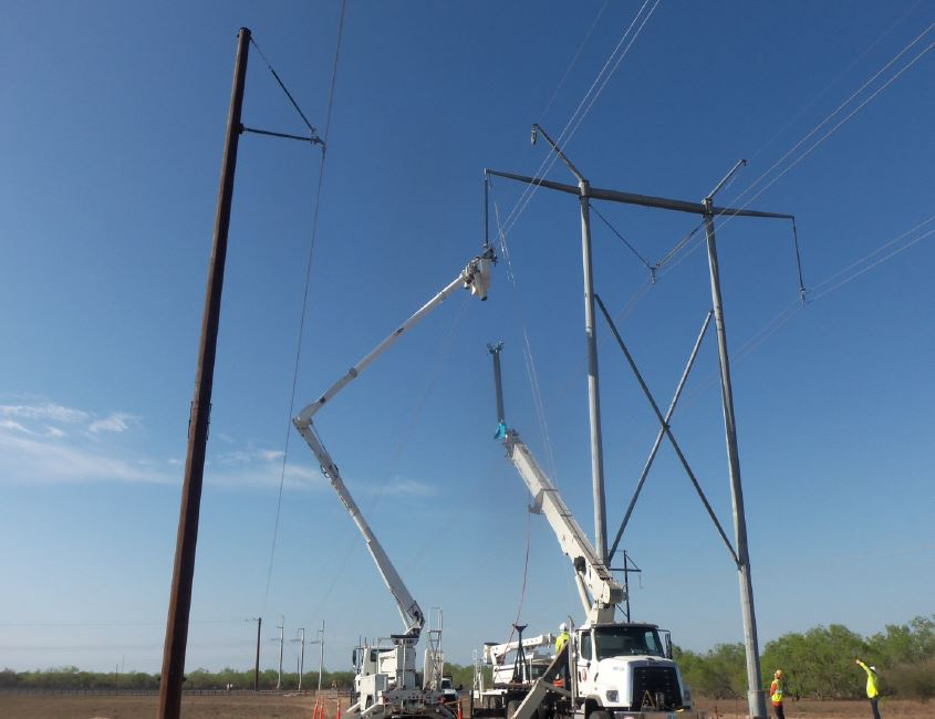 Efficiency matters in power line wires. ACCC® Conductor is chosen for improved capacity and efficiency