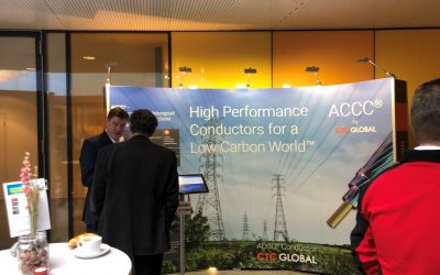 ACCC® Conductor Presented At Leitungsbau Switzerland