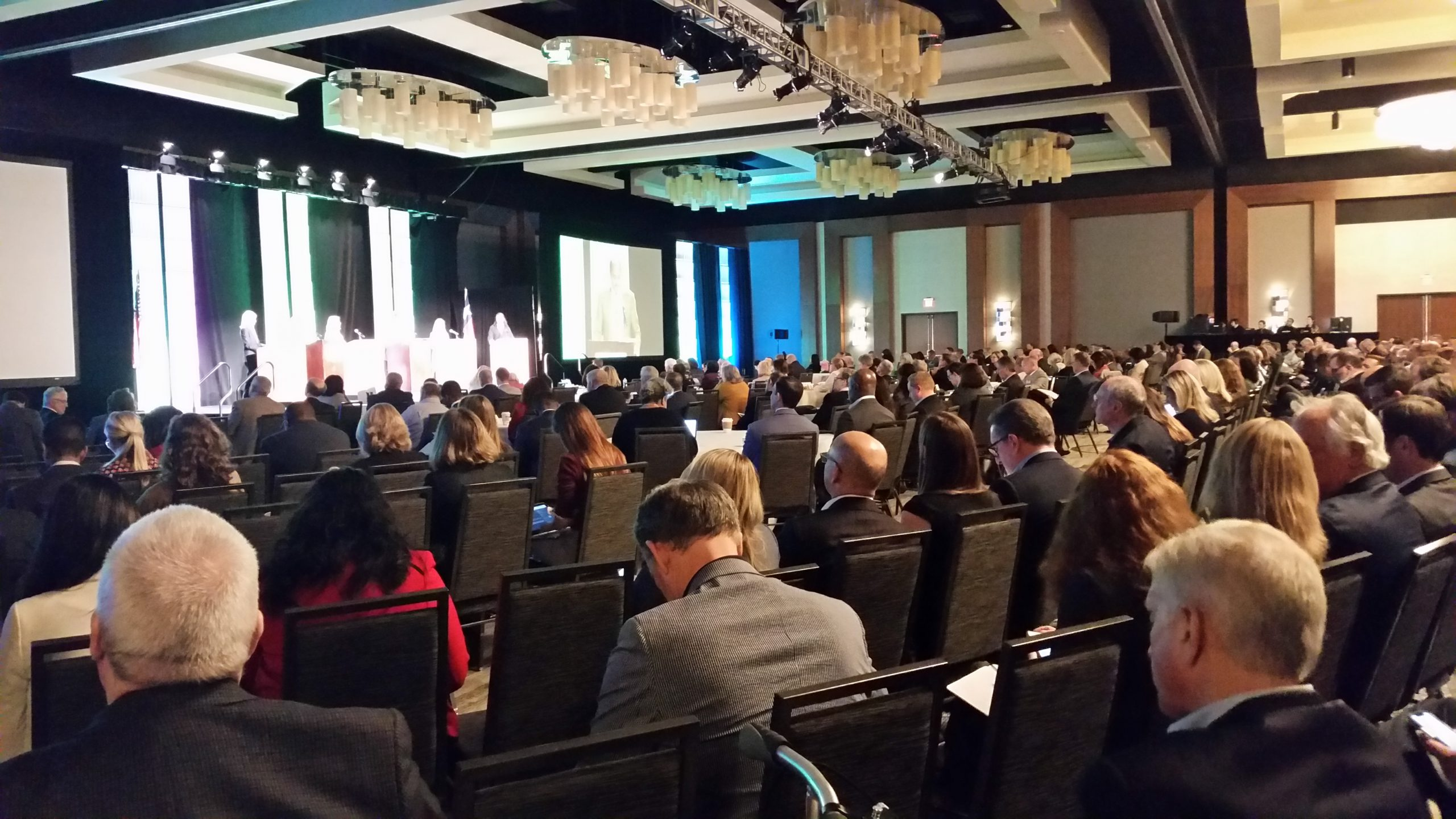 CTC Global sponsored and attended the 2019 National Association of Regulatory Utility Commissioners (NARUC) Annual Conference- 2560x1440px