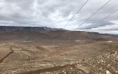 NV Energy Completes their 16th ACCC® Conductor Installation in Nevada