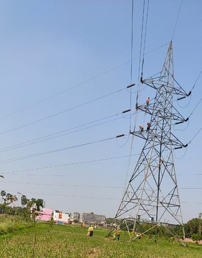 Bihar State Power Completes ACCC® Reconductor projects in India expanding ACCC® Conductor installed on their system to over 1,000 kilometers.